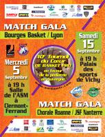 Affiche Tournoi du Cœur 2012