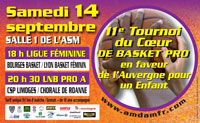 Flyer Tournoi du C�ur 2013
